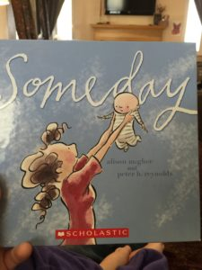 """Someday"" by Alison Meghee & Peter H. Reynolds"