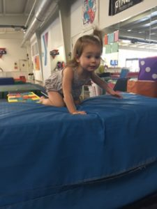 obstacle course gymnastics